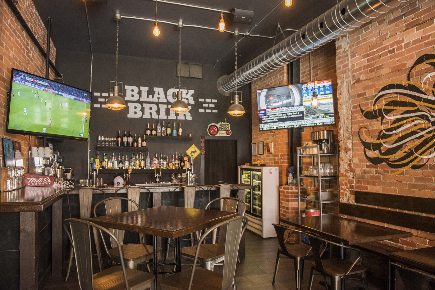 Black Briik Toronto
