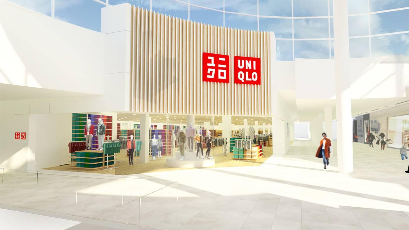 new uniqlo stores toronto
