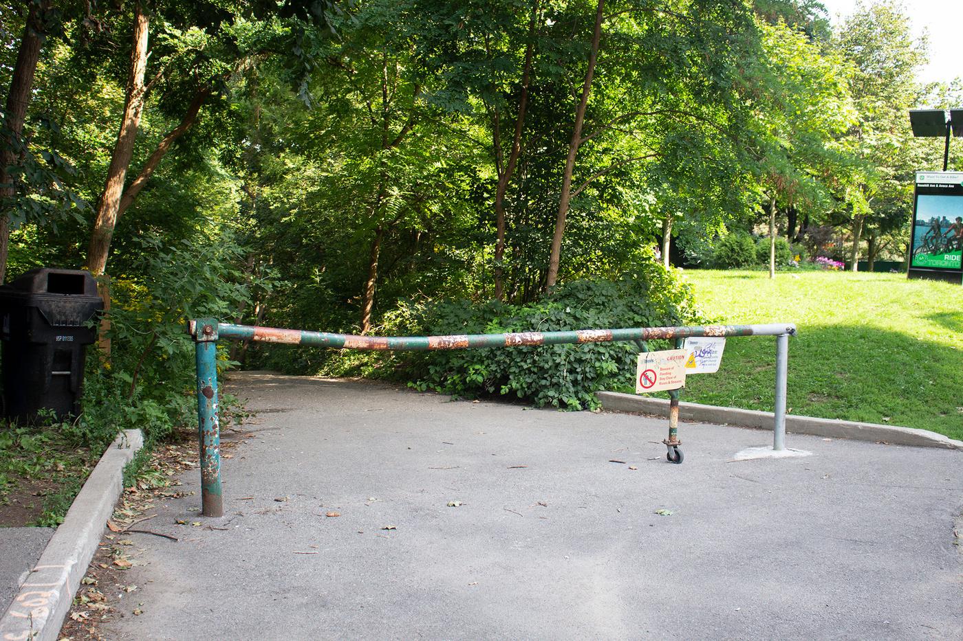 david balfour park toronto
