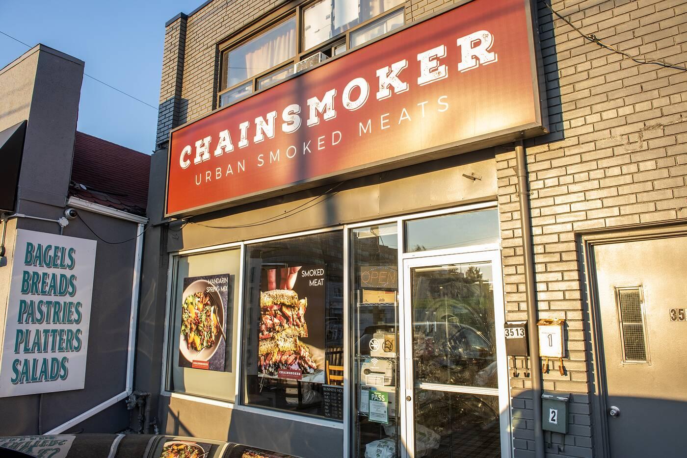 Chainsmoker Toronto