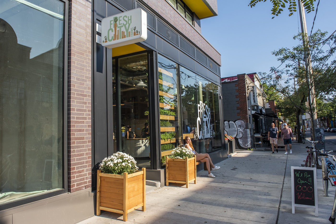 fresh city farms toronto