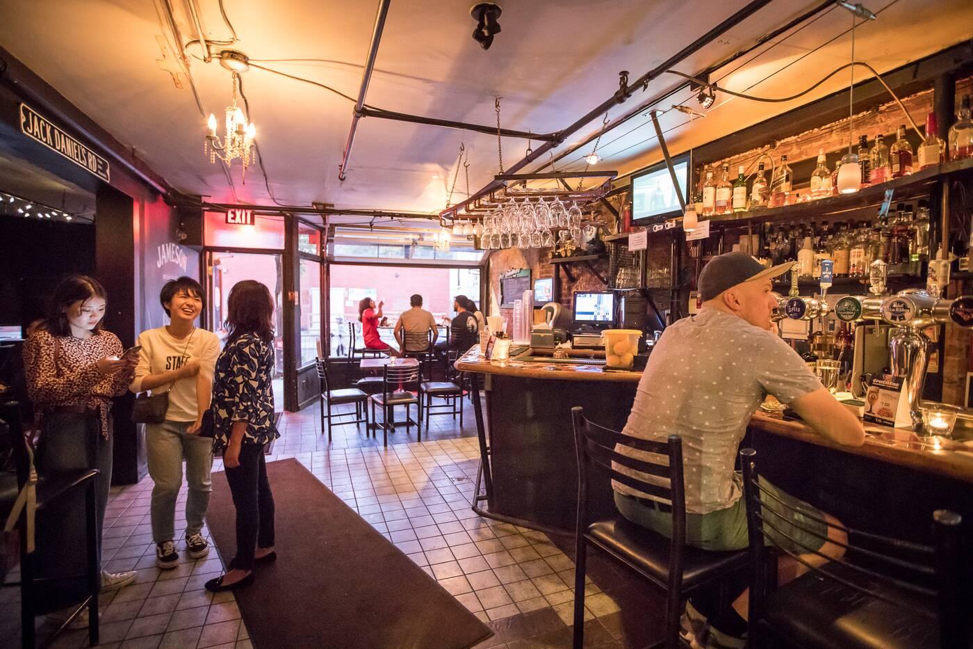 Labyrinth Lounge Toronto