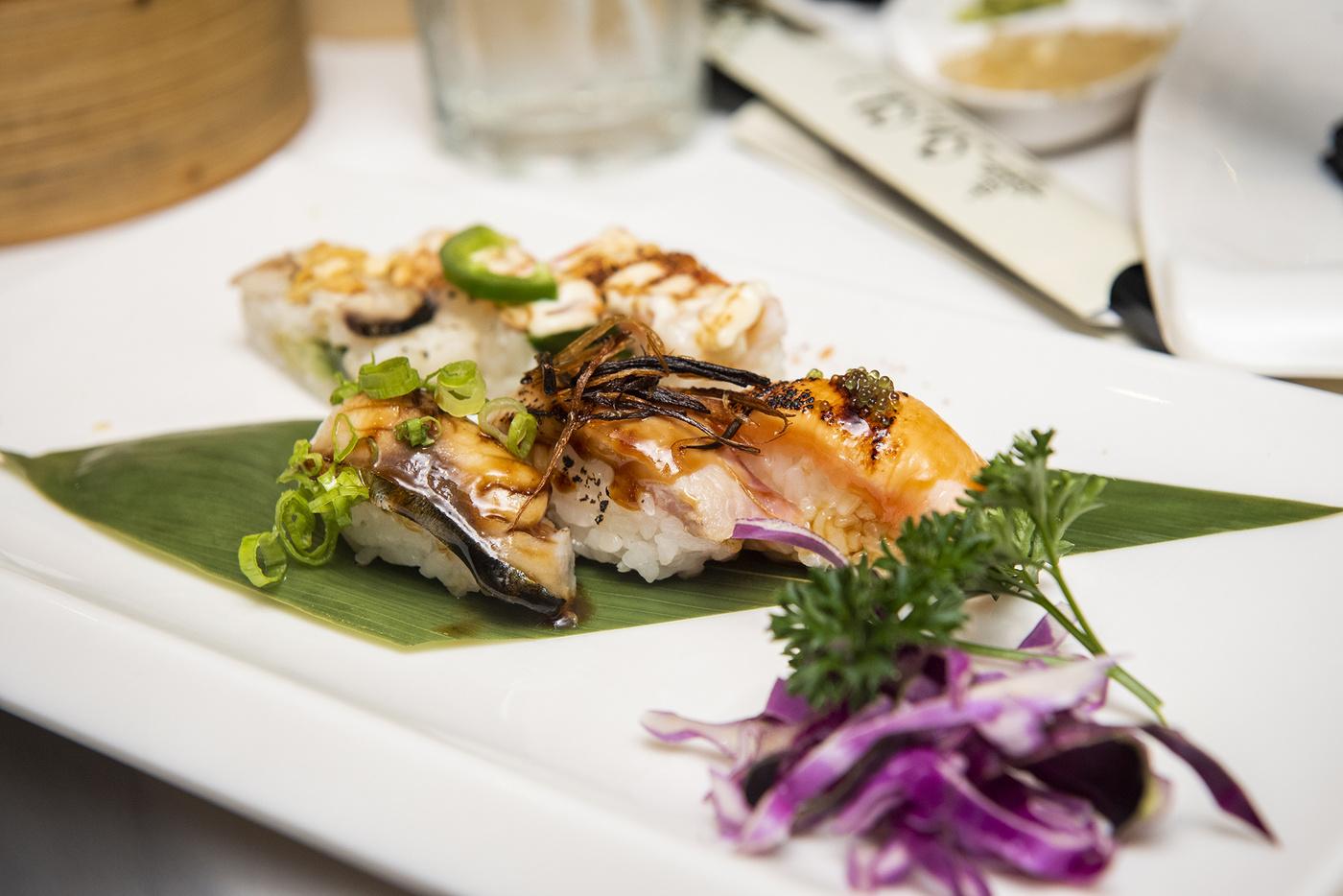 robo sushi toronto