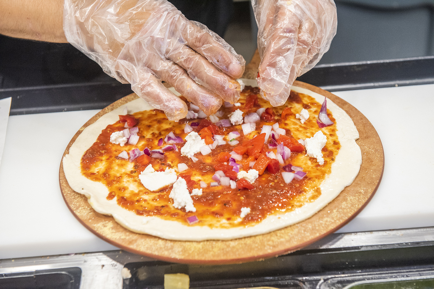 Za Pizza Toronto