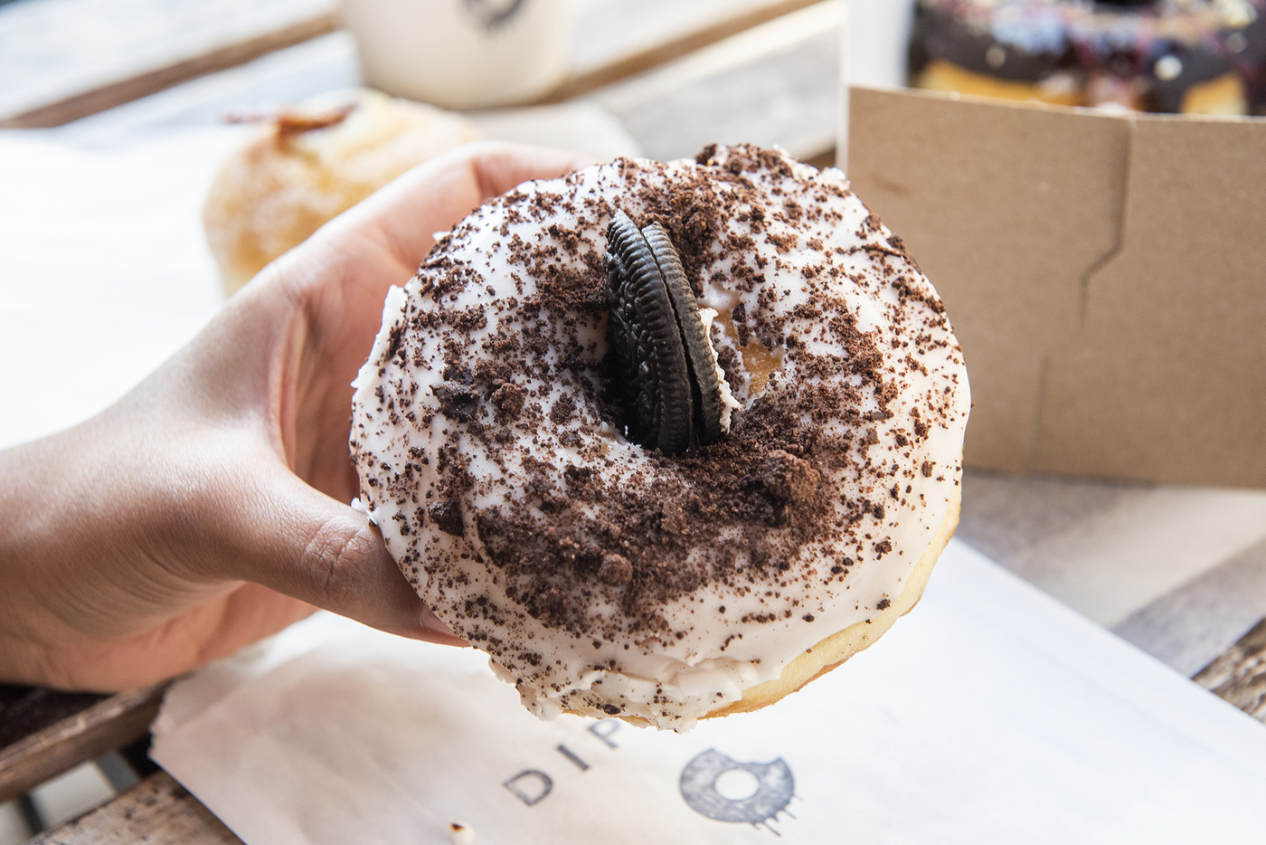 Dipped Donuts Toronto
