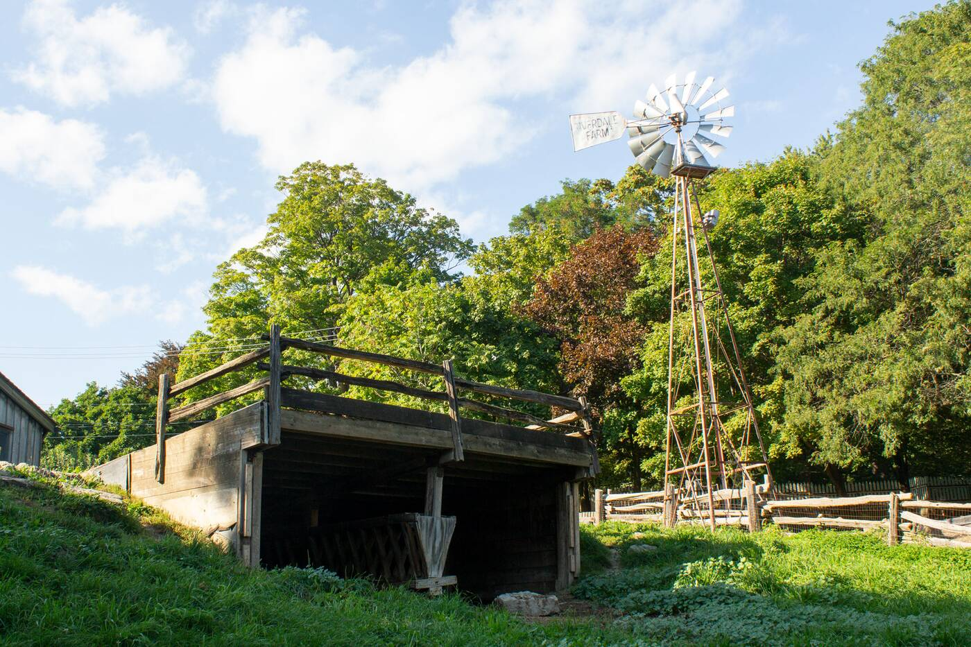 riverdale farm toronto
