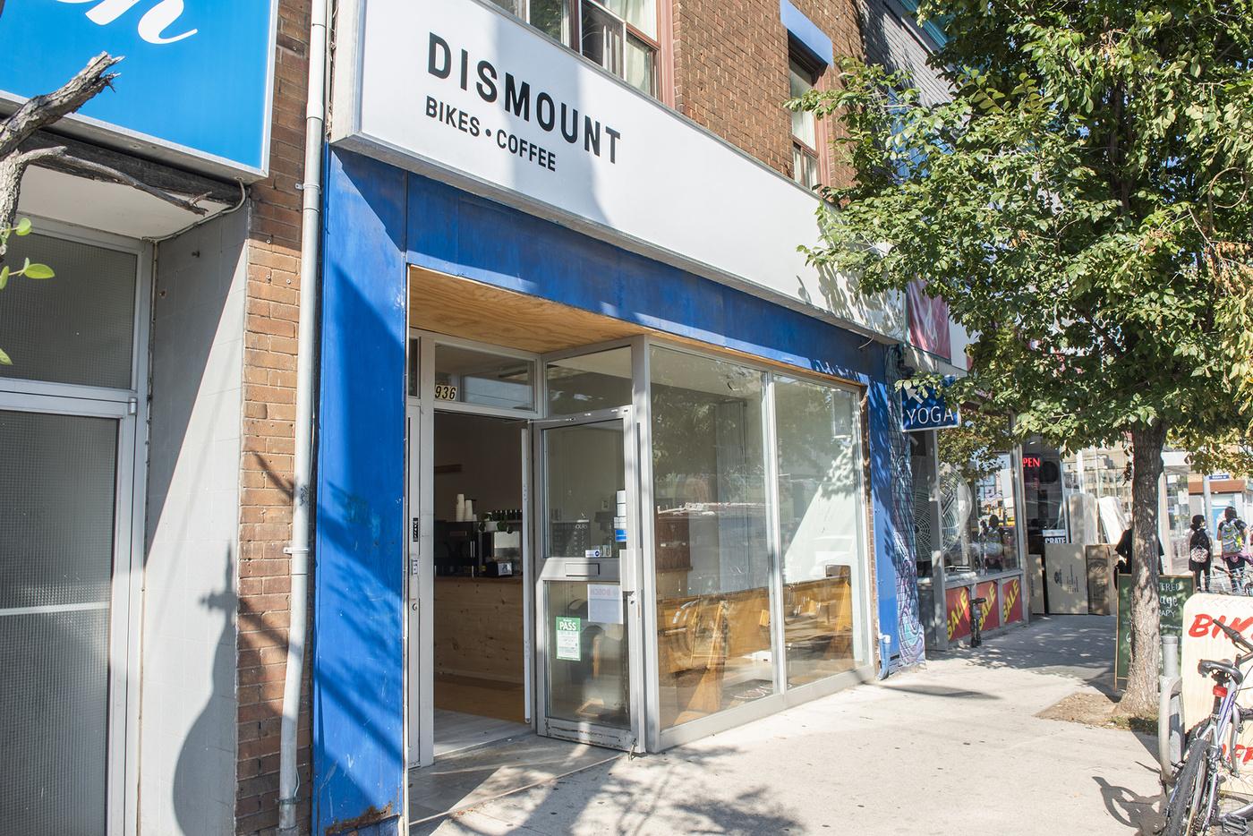 Dismount Toronto