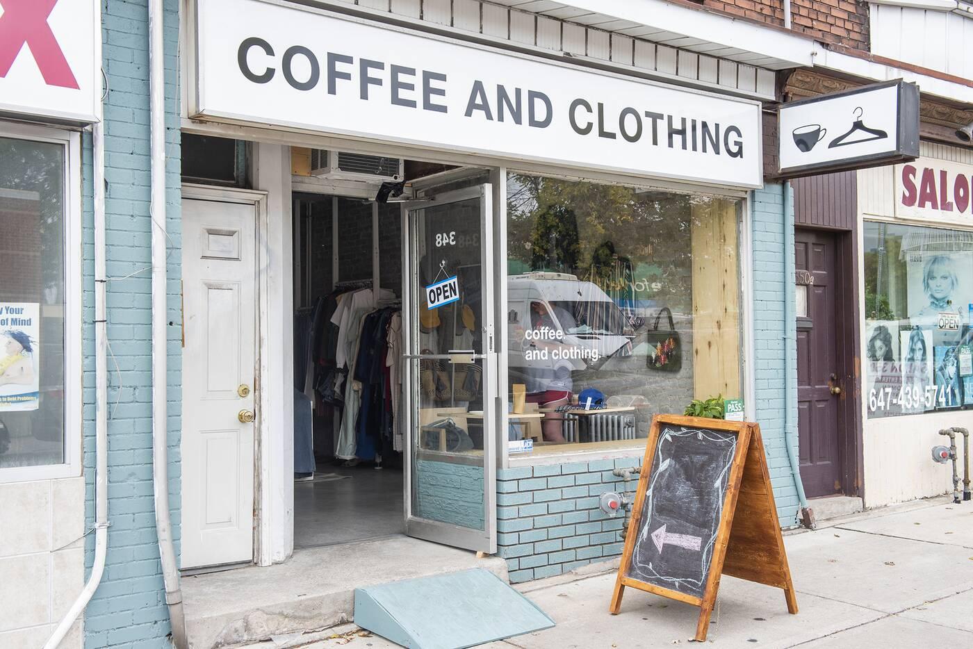 Coffee Clothing Toronto