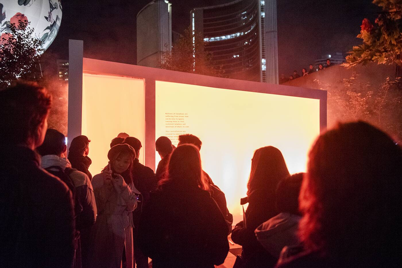 nuit blanche toronto 2018