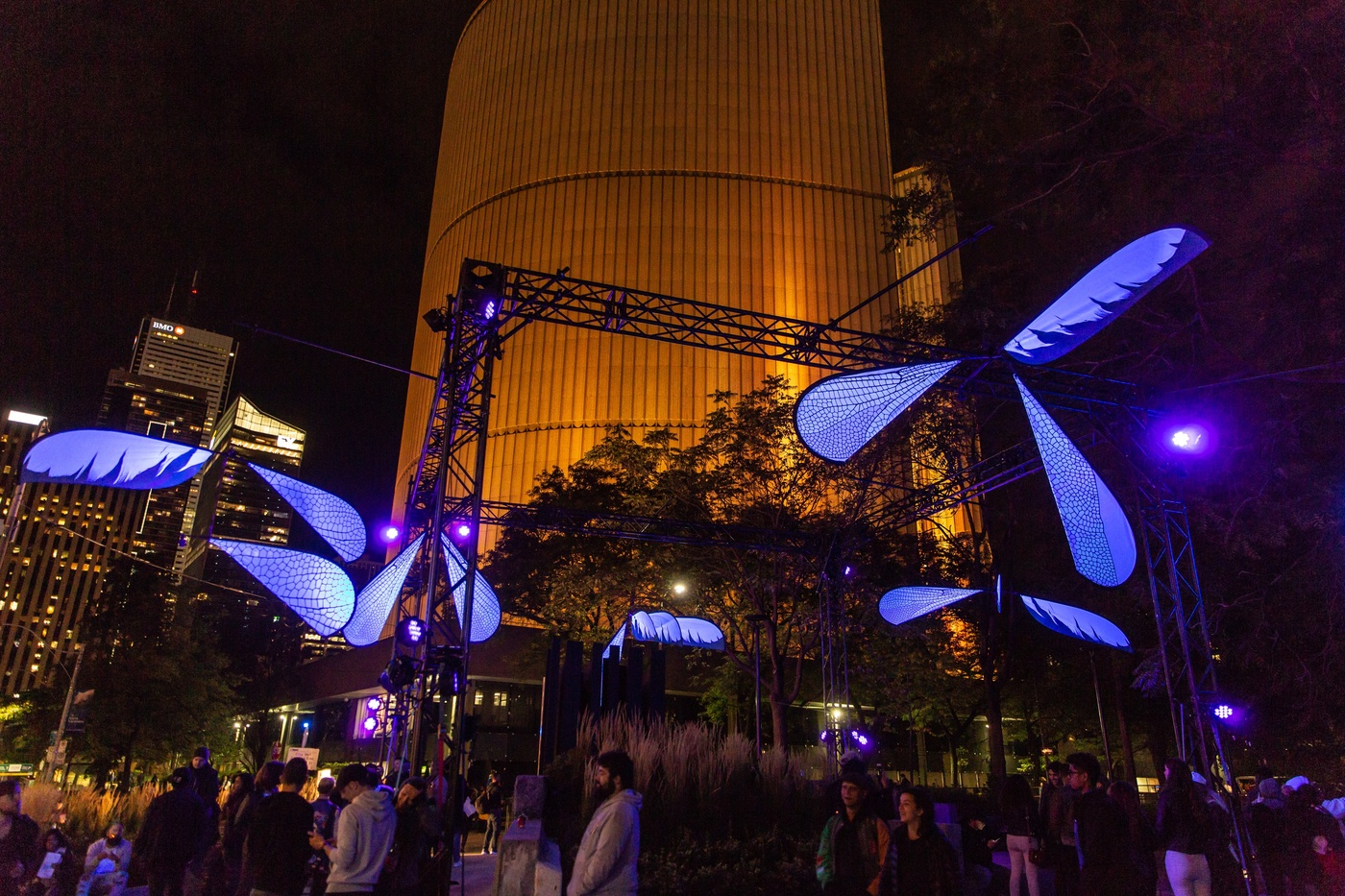 nuit blanche 2018 toronto