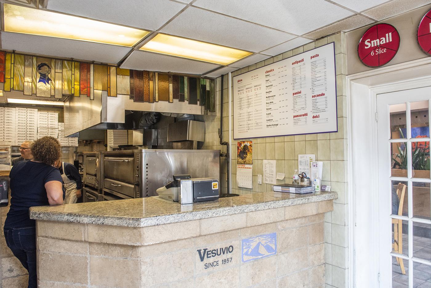 Vesuvio Pizza Toronto
