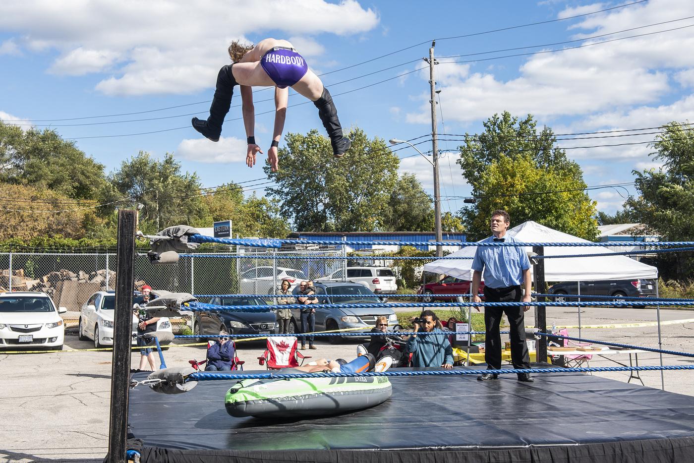 Wrestling Toronto