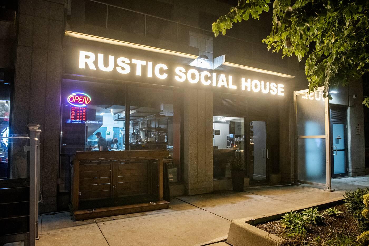 Rustic Social Toronto