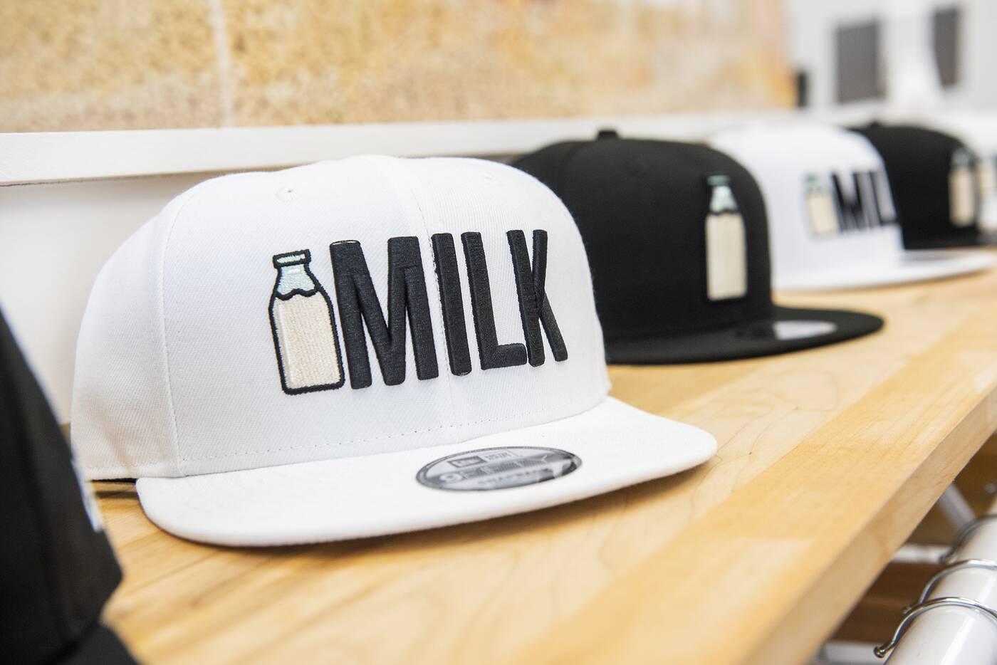 milk toronto