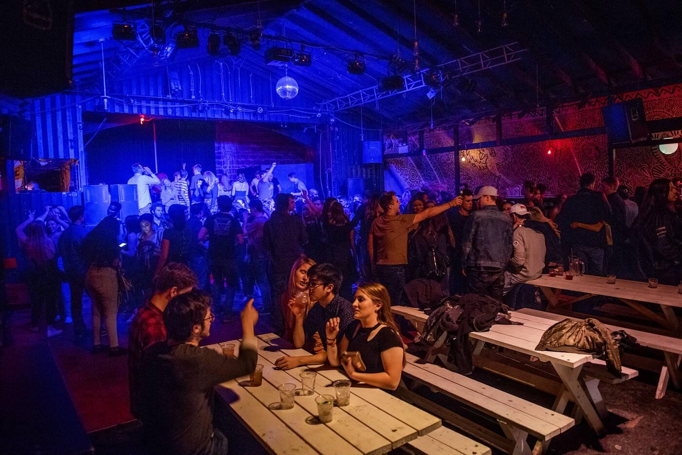 Dance Cave Toronto