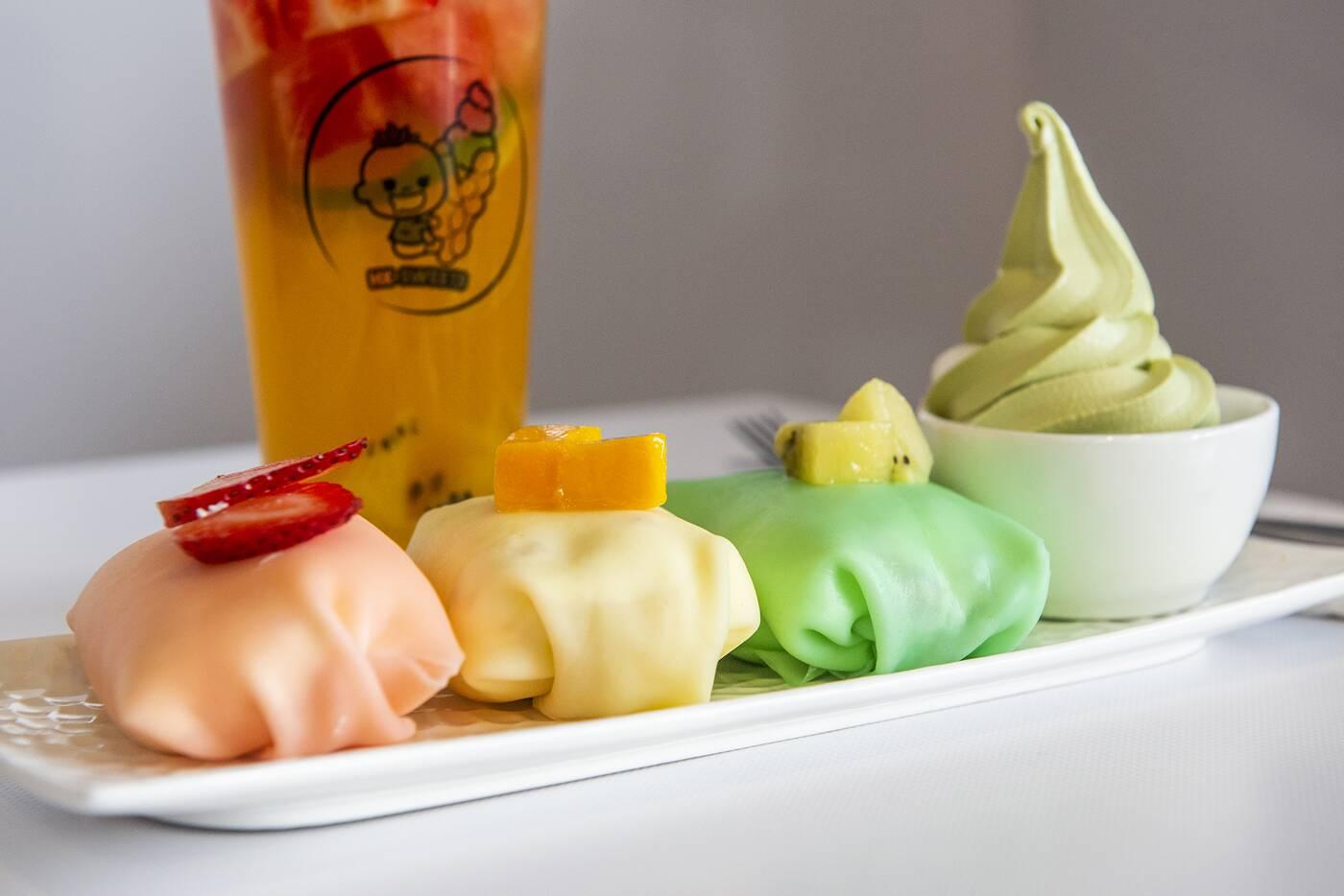 hk sweets toronto