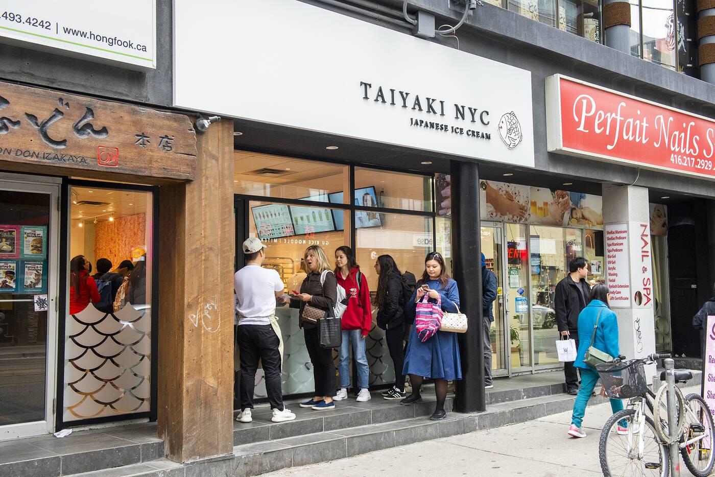Taiyaki NYC Toronto