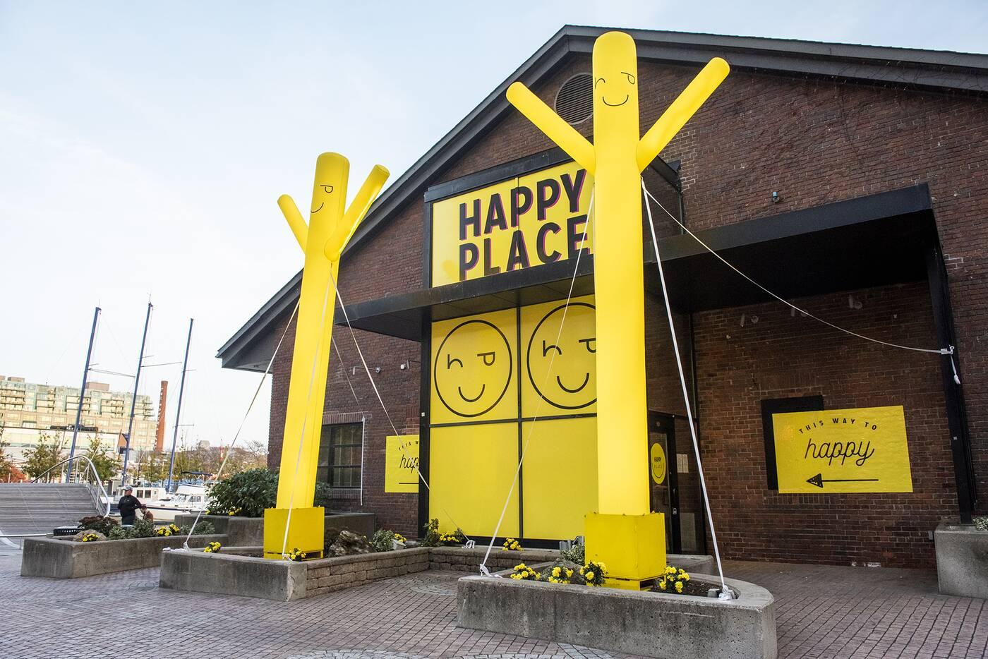 happy place toronto
