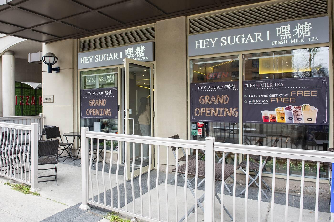 Hey Sugar Toronto