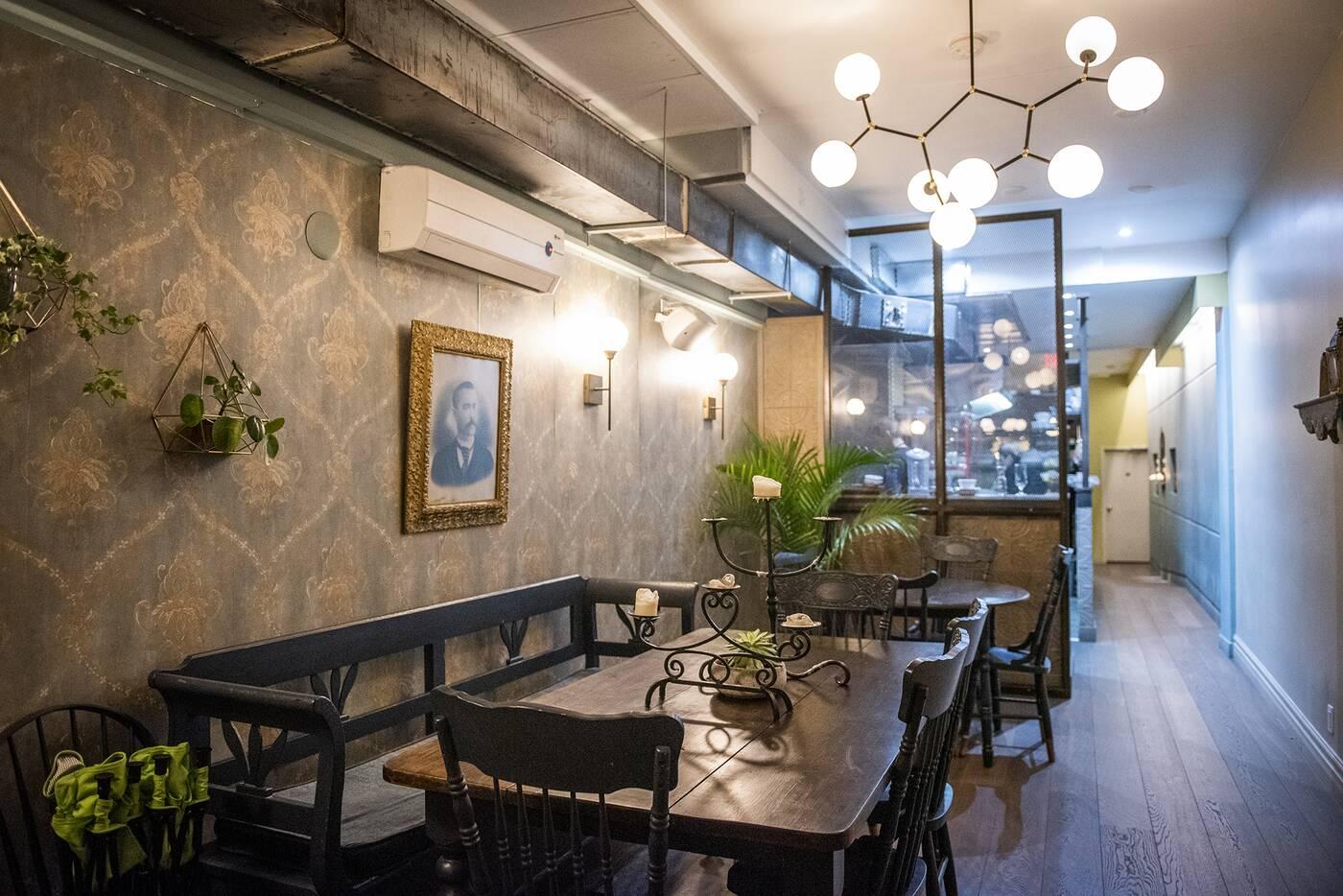 Luna Cafe Toronto