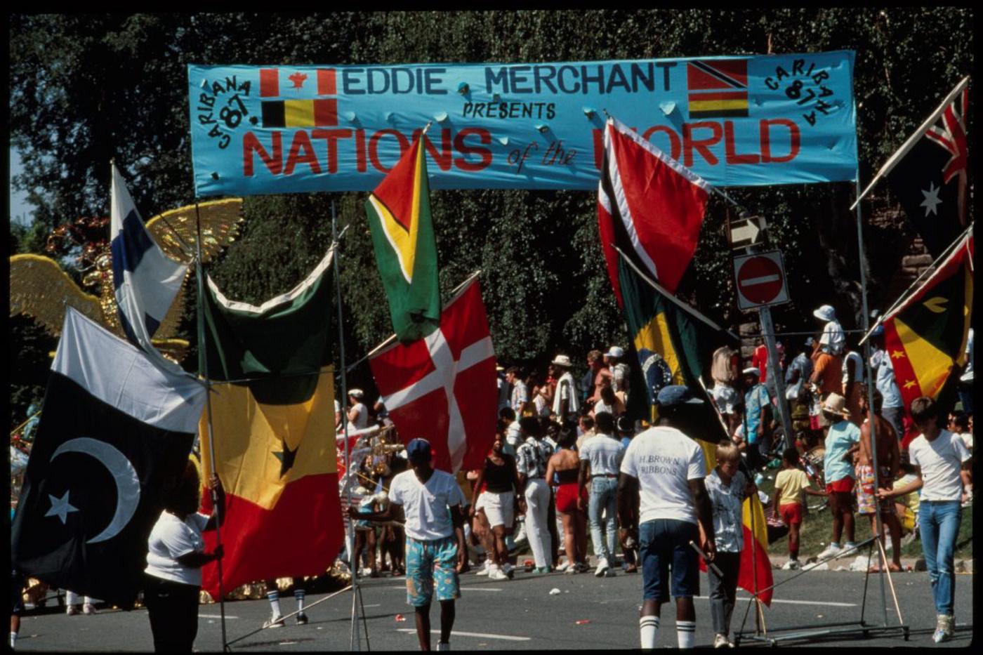 caribana parade 1980s