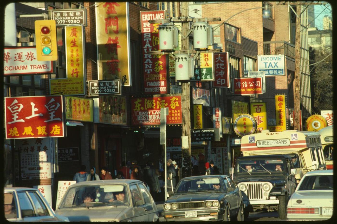 chinatown 1980s