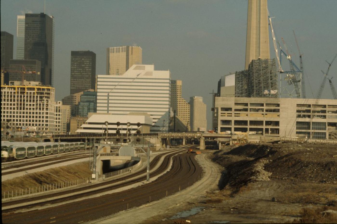 1980s skydome