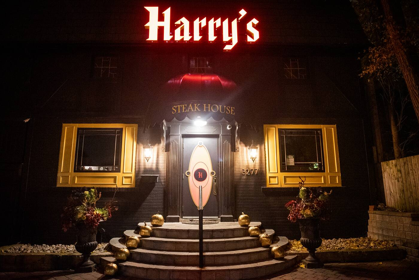 Harrys Steak Toronto