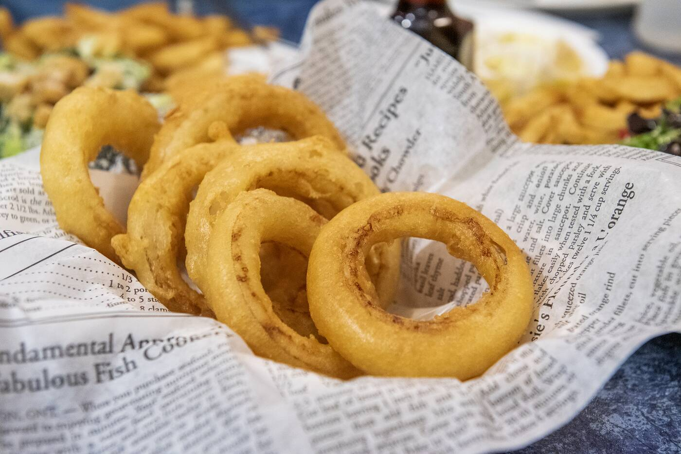 Kingsway Fish Chips Toronto