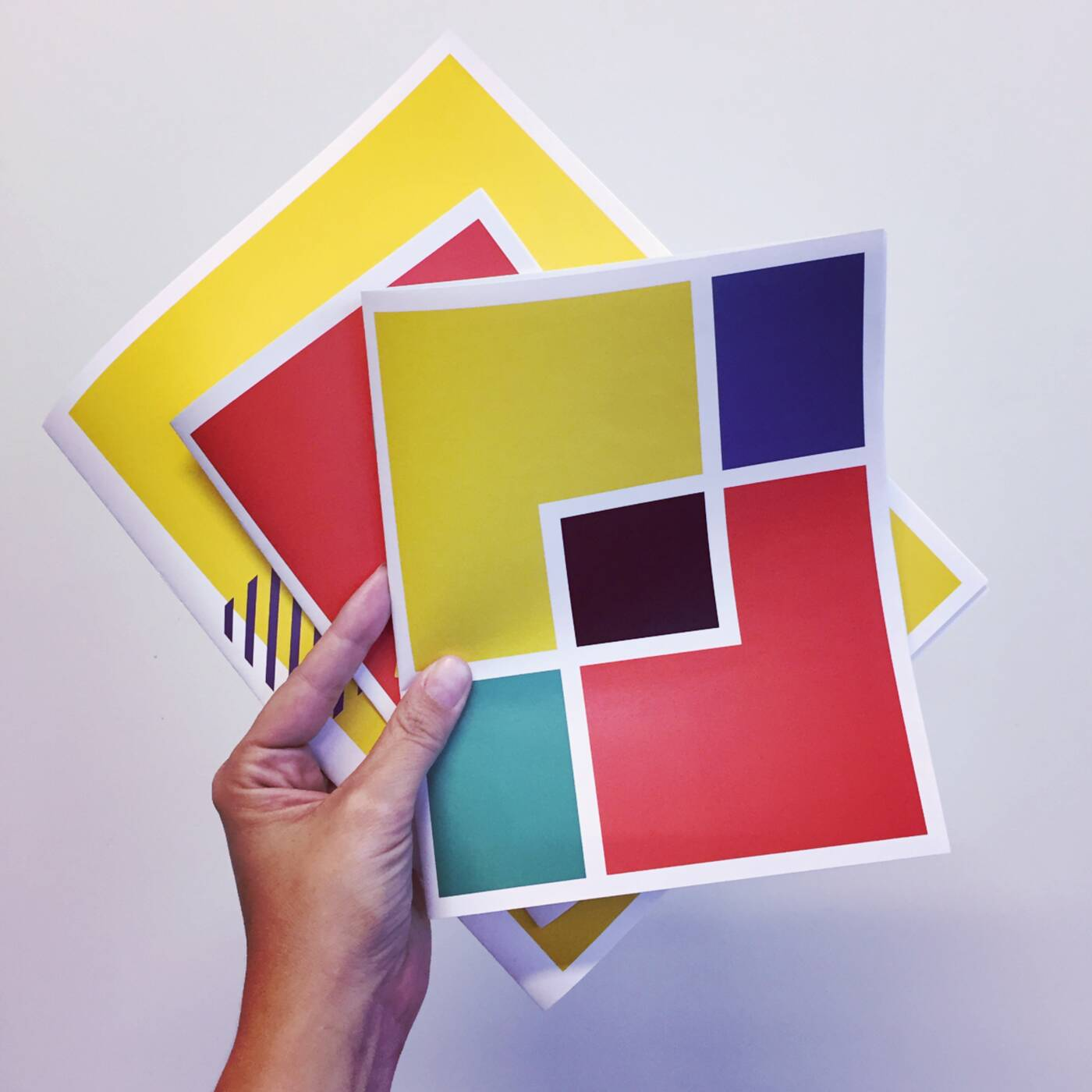 paper plate and pixel