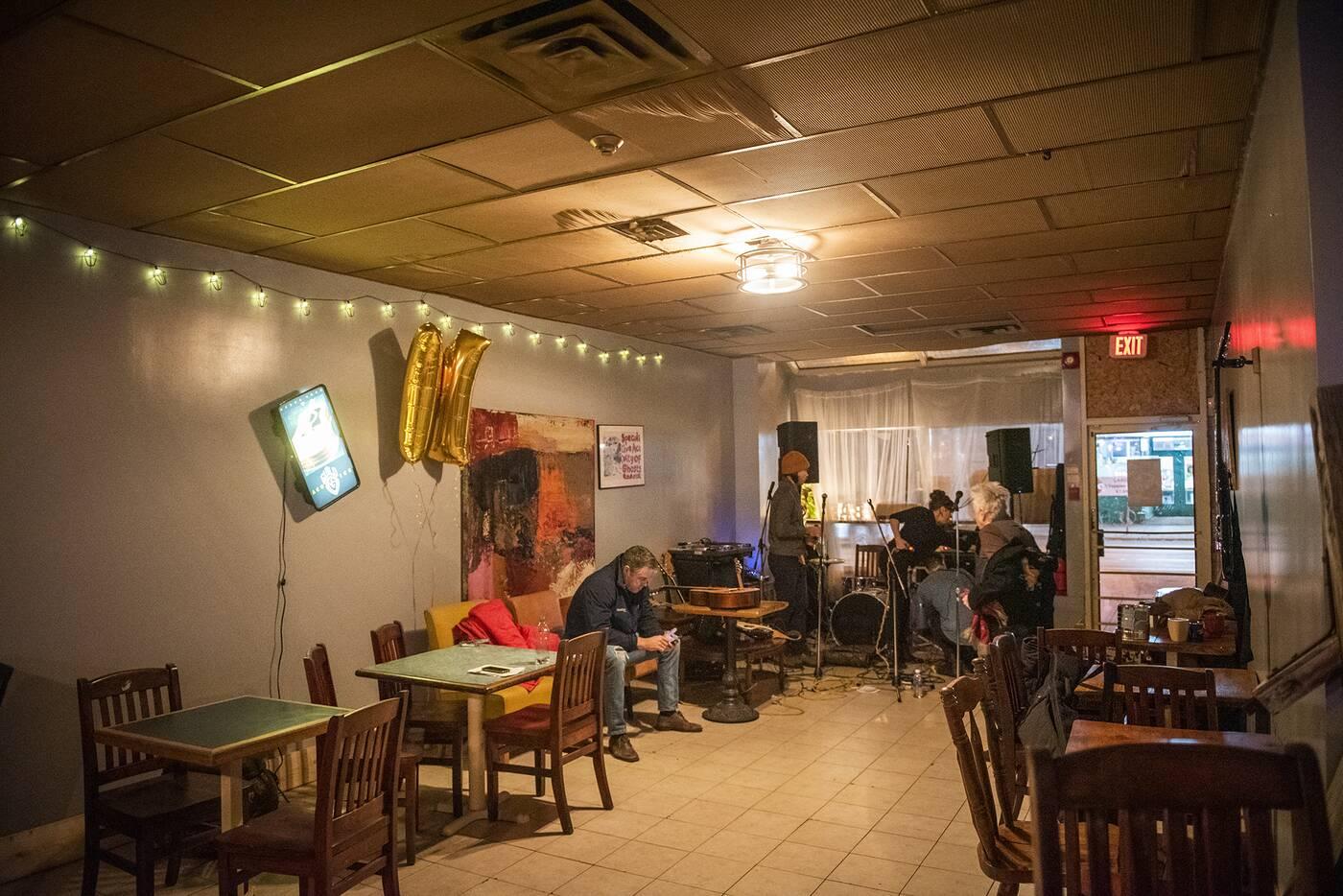 Cafe Embargo Toronto