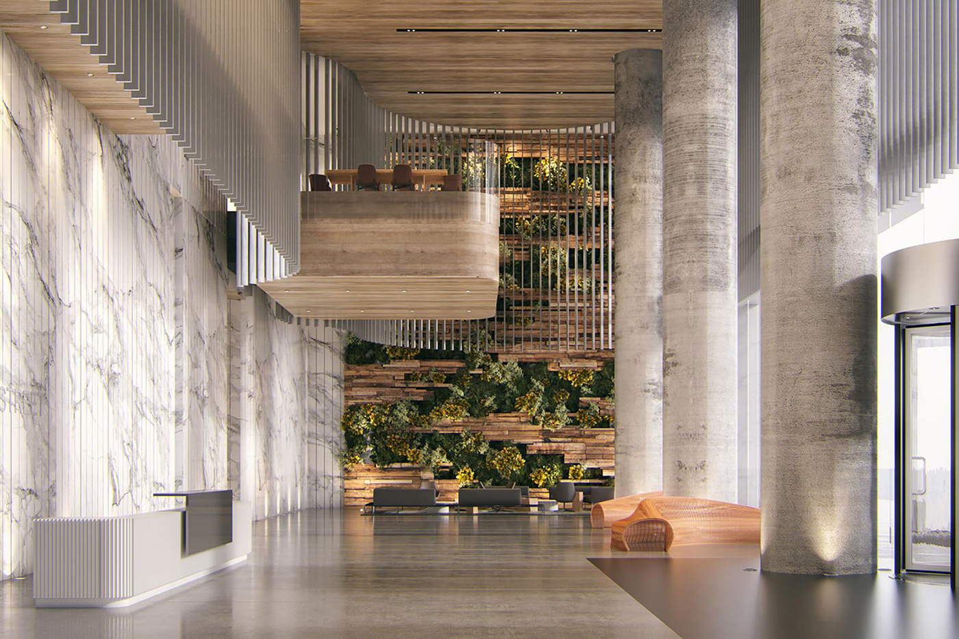 office buildings toronto