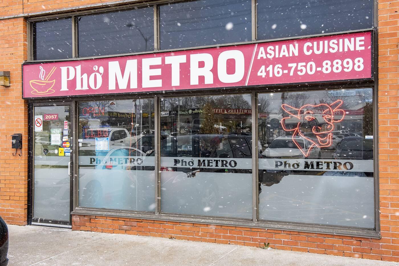 Pho Metro Toronto