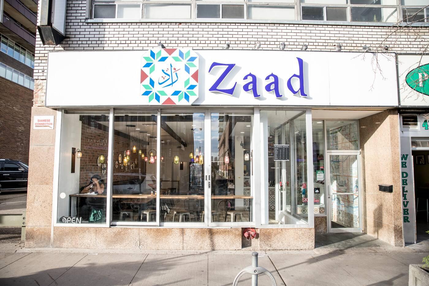 Zaad Toronto