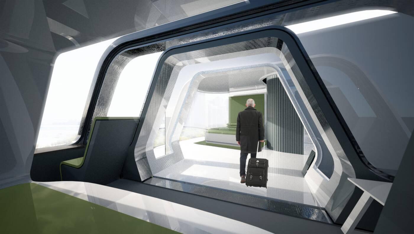 autonomous travel suites