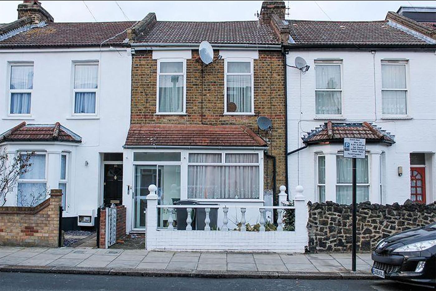 900k house london