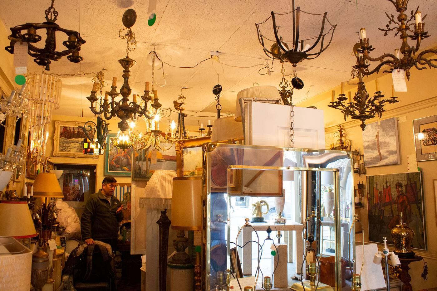 antique stores toronto