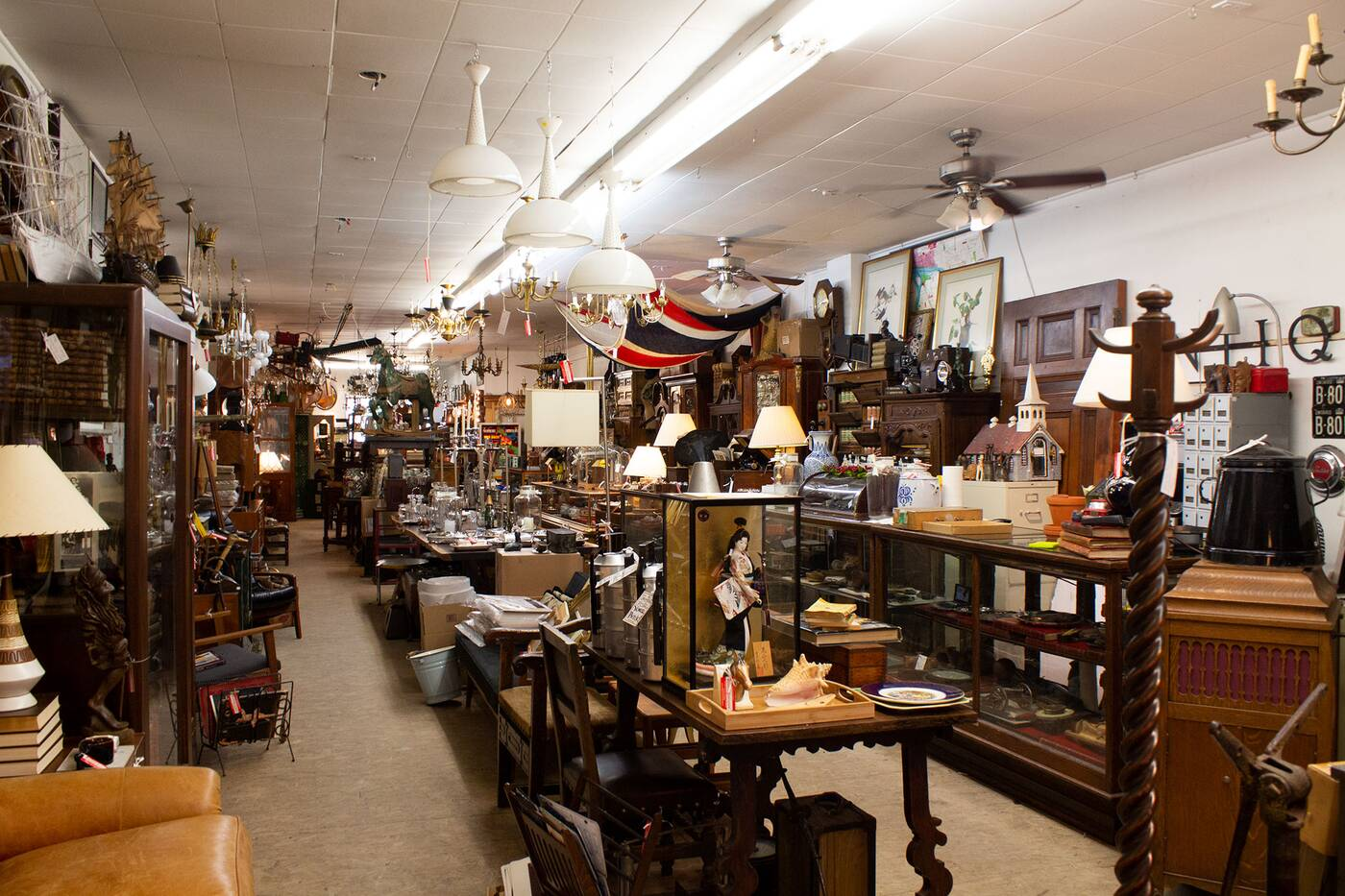 Antique Stores In Parkdale Might Soon Be A Thing Of The Past