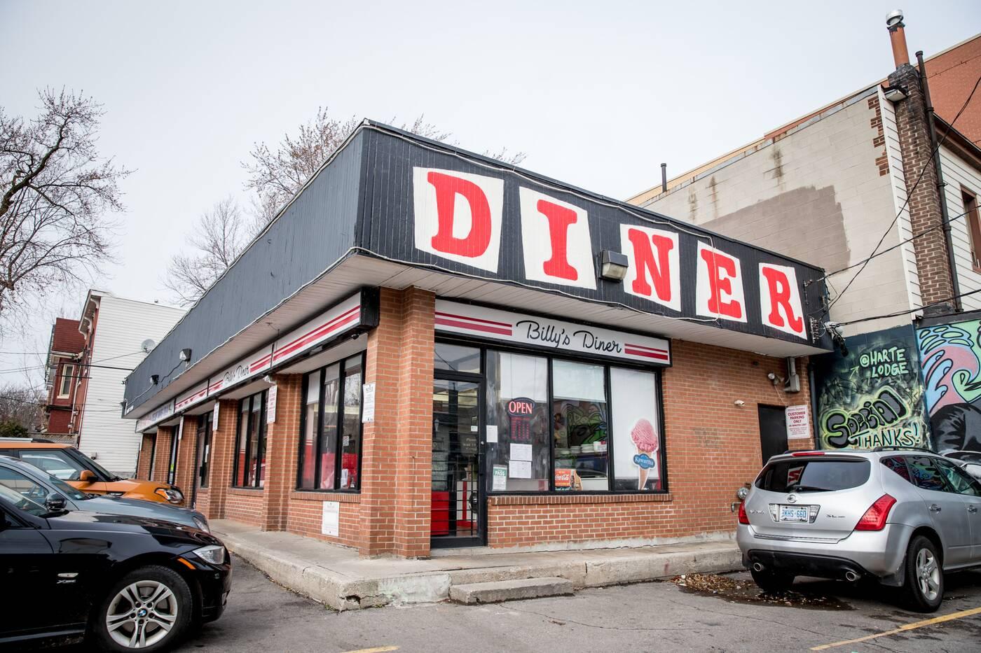 Billys Diner Toronto