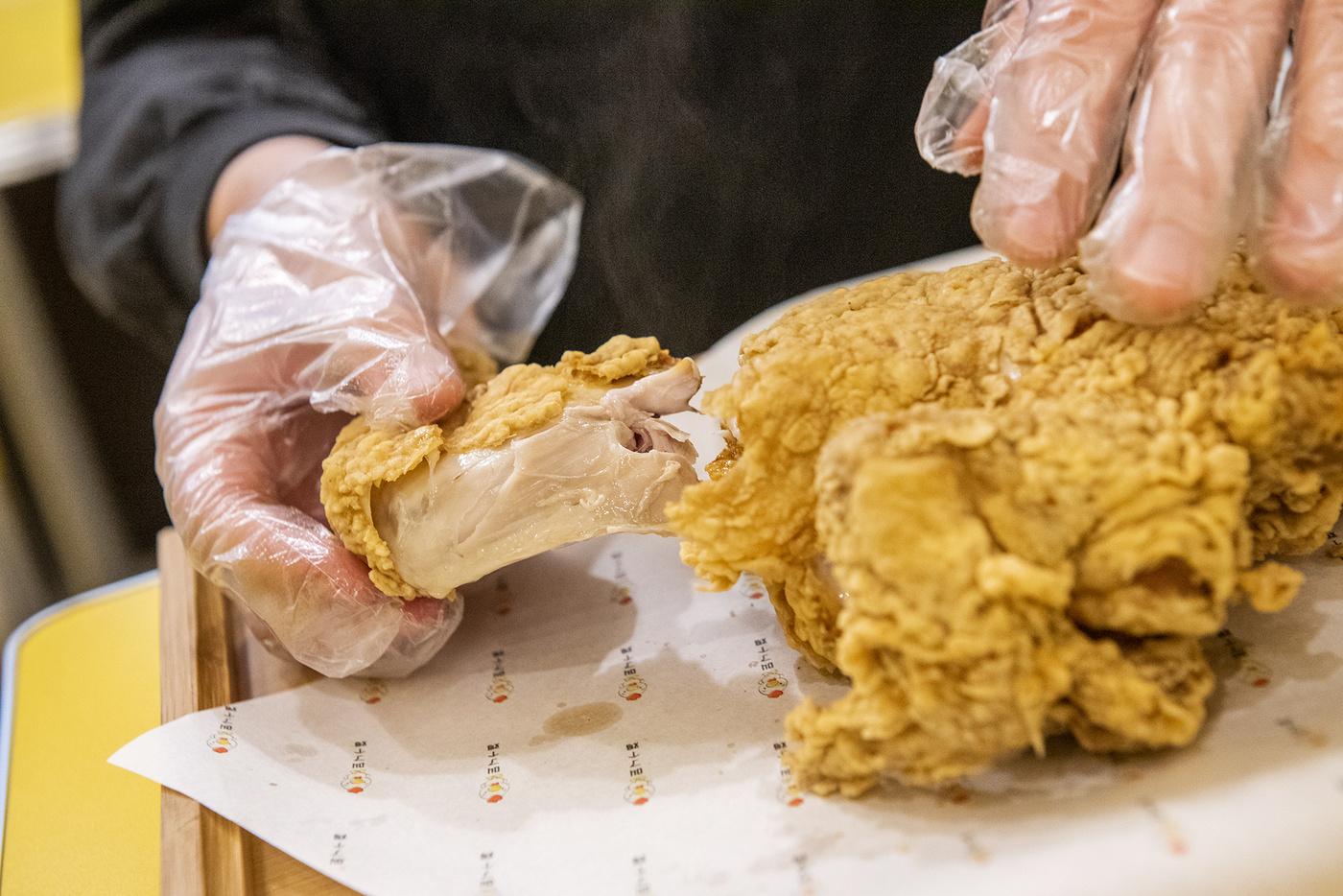 Call A Chicken Toronto