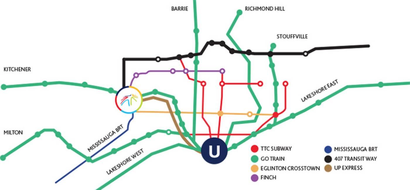 toronto union station west
