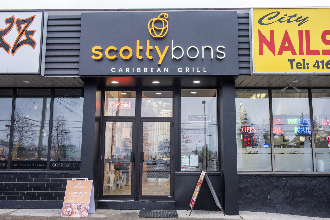 Scotty Bons Toronto