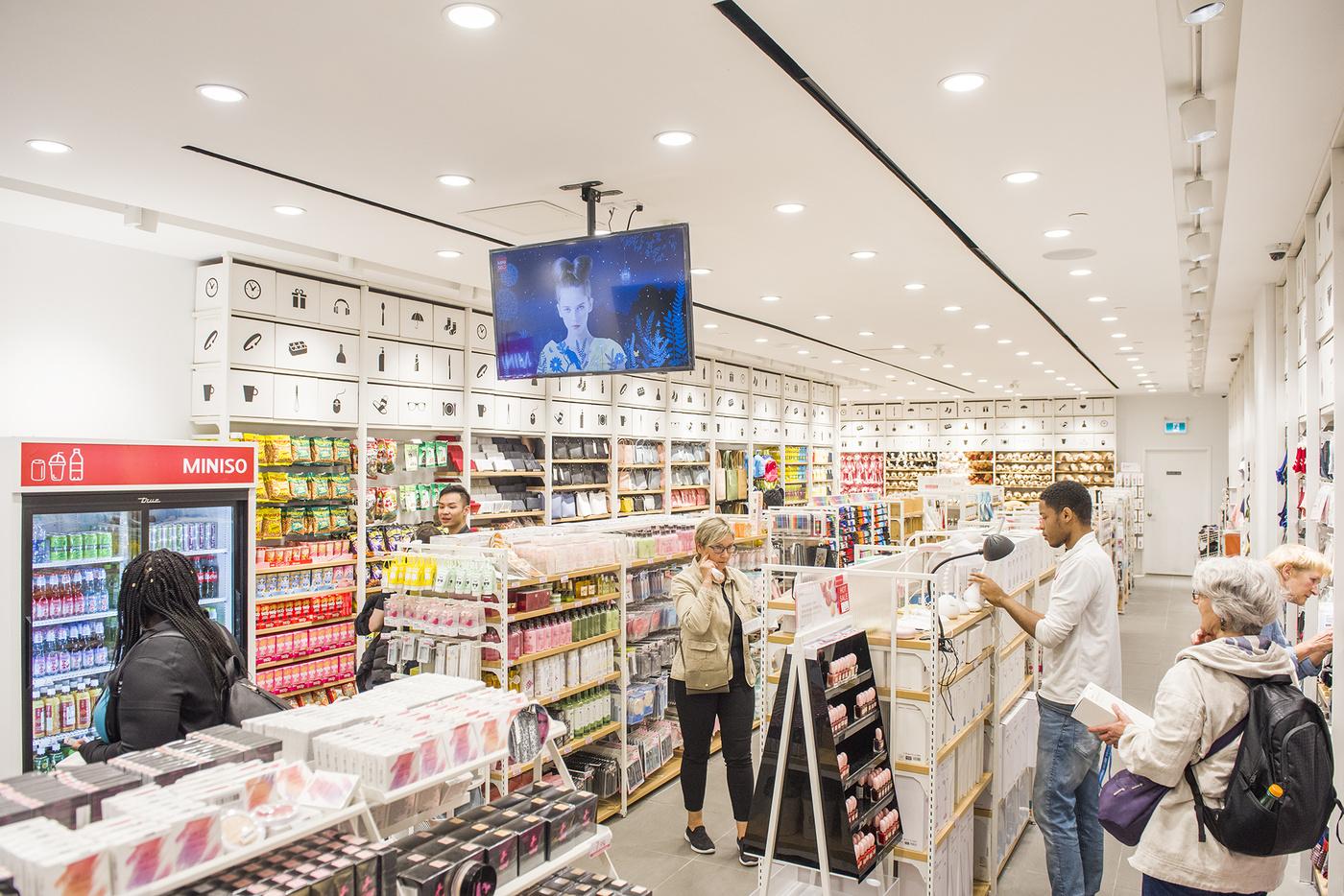 new stores toronto