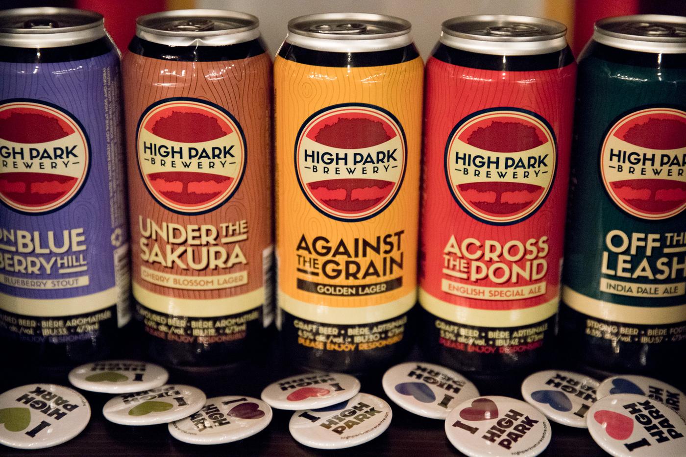 High Park Brewery Toronto