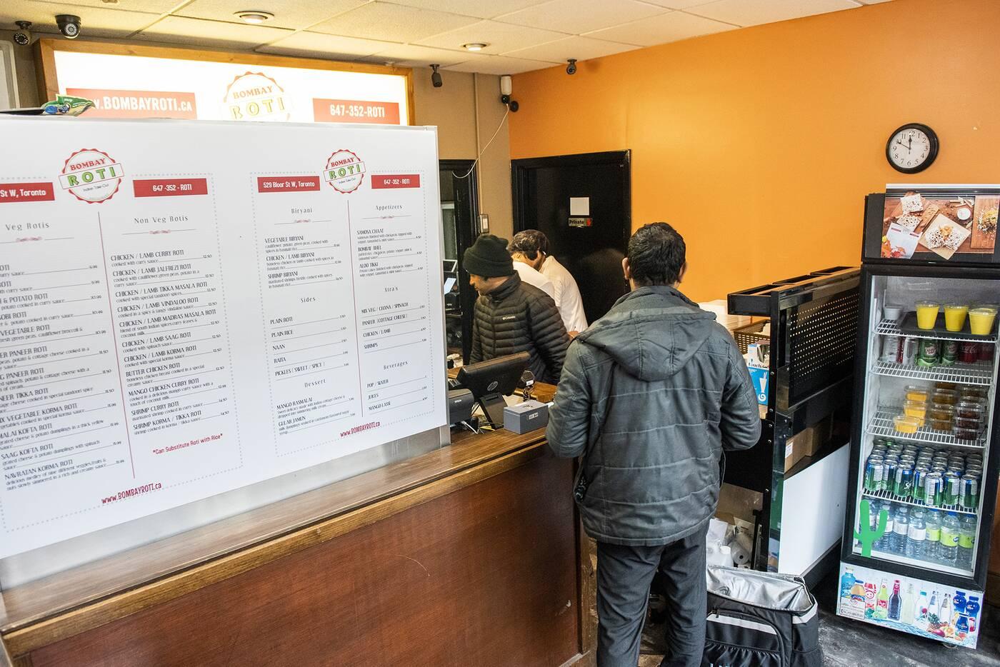 Bombay Roti Toronto