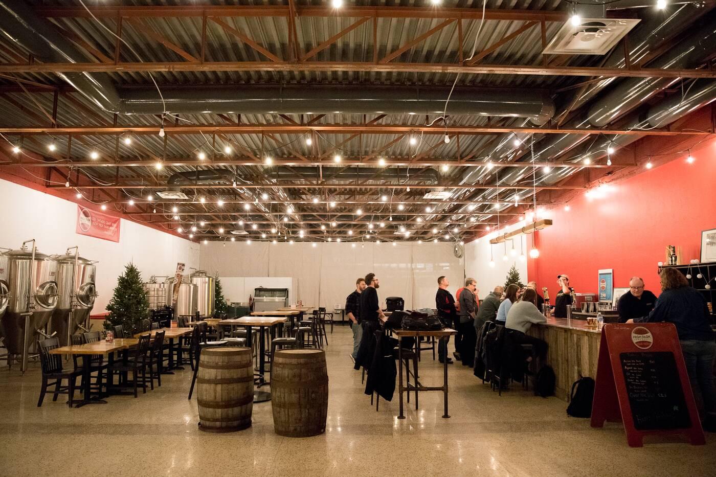 多伦多高地公园酿酒厂