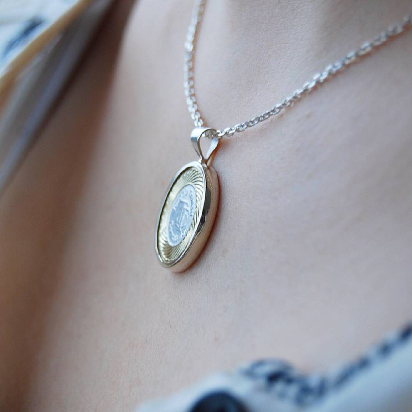 ttc token necklace