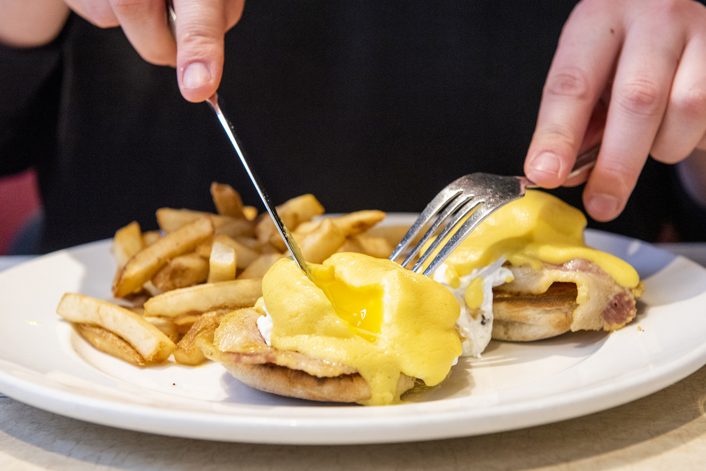 Flos Diner Toronto