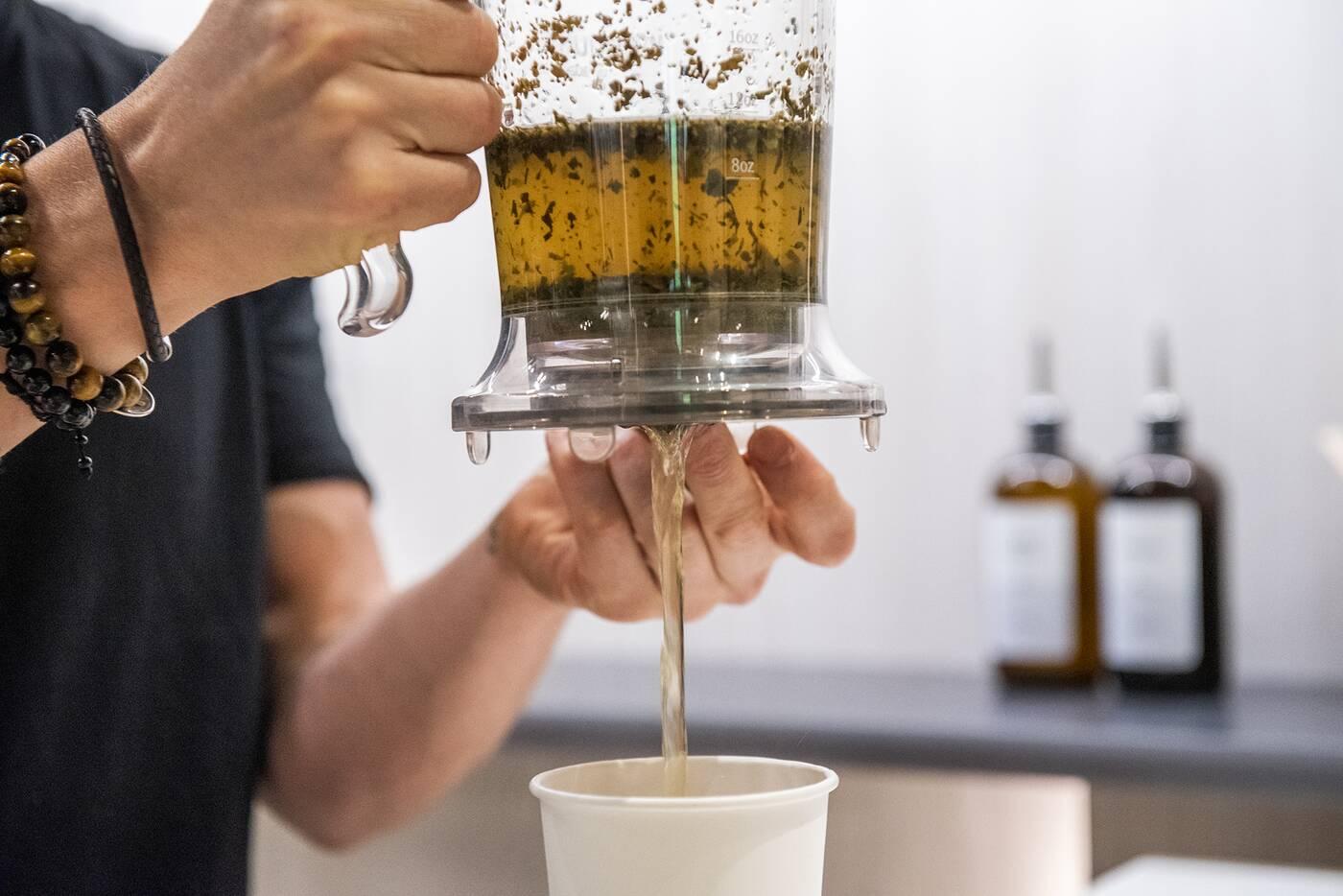hestia tea toronto