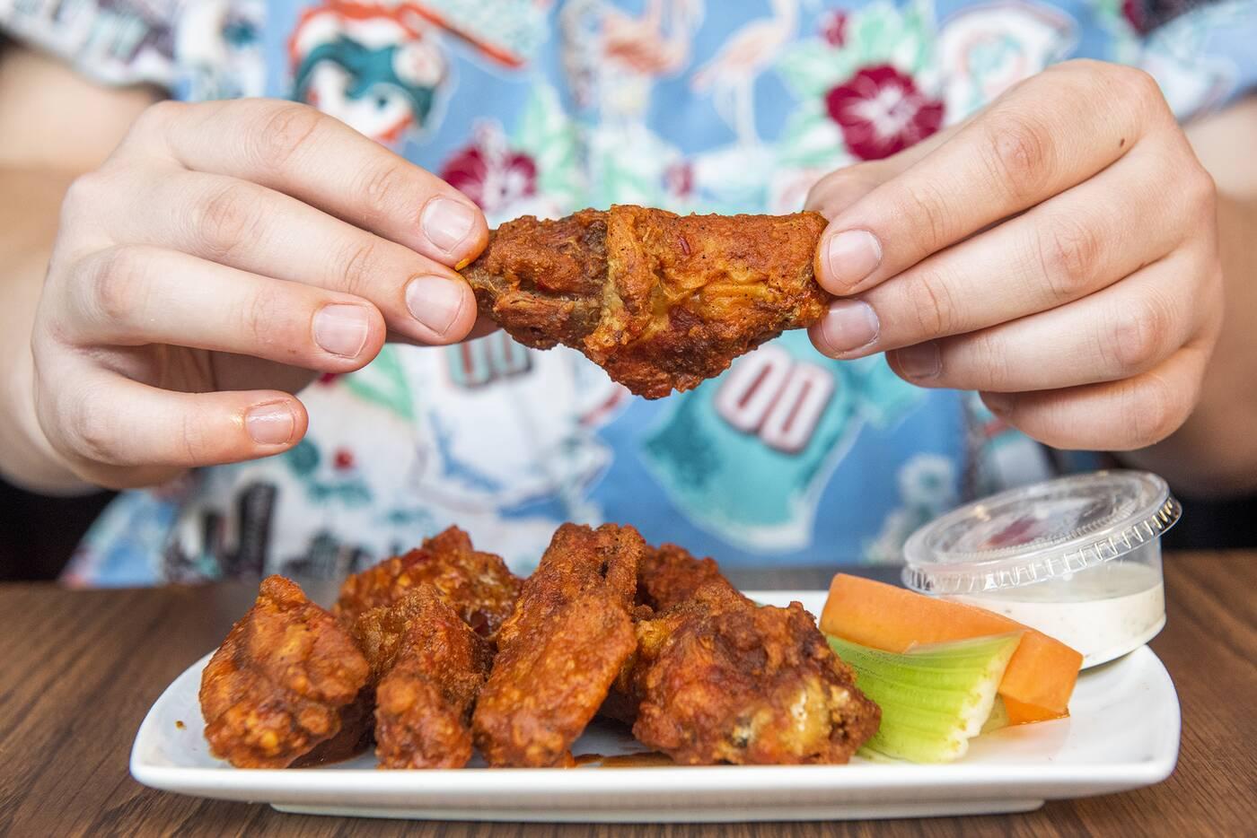 Chicken Wings Toronto